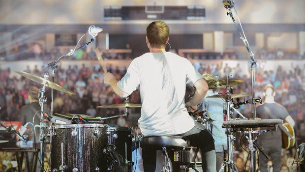 Harrison's Drum Gear Rundown