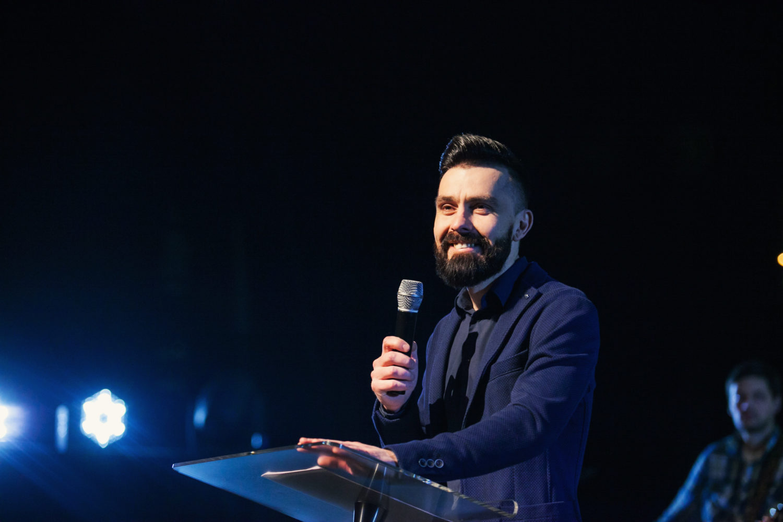 Yuriy Ravnushkin, Lead Pastor Hillsong Kiev