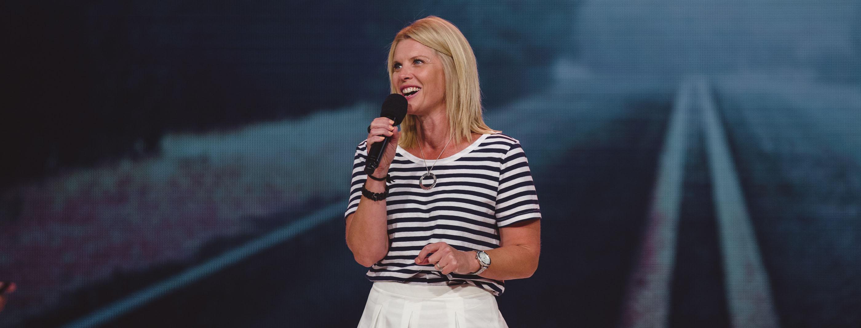 Julia A'Bell, Lead Pastor Australia