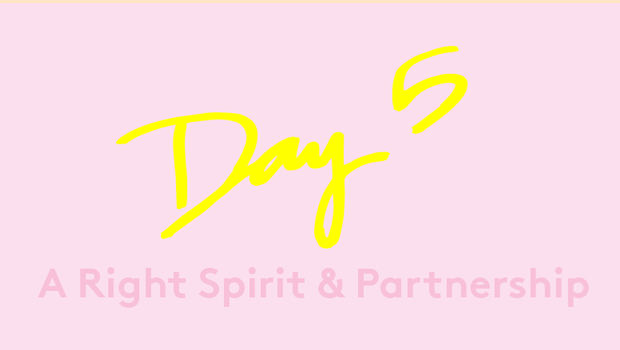 Day 5: My Spirit & Partnership