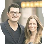 Thomas and Kat Hansen, Lead Pastors