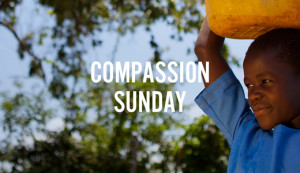 Compassion Sunday Services 12/03