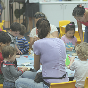 Strengthening Families Playgroups