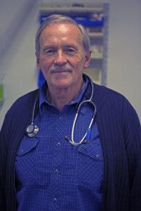Dr Andy Godden