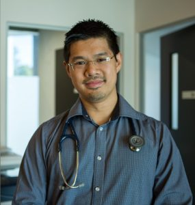 Dr Christopher Chang