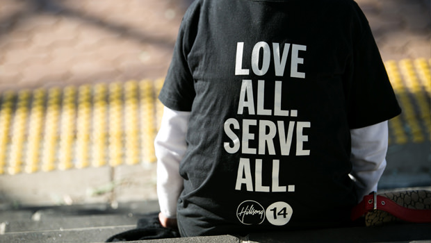 2 Things to Remember as a Hillsong Conference Volunteer