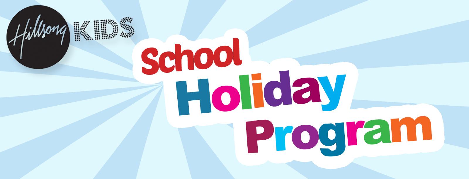 Citaten School Holiday : Hillsong kids school holiday program