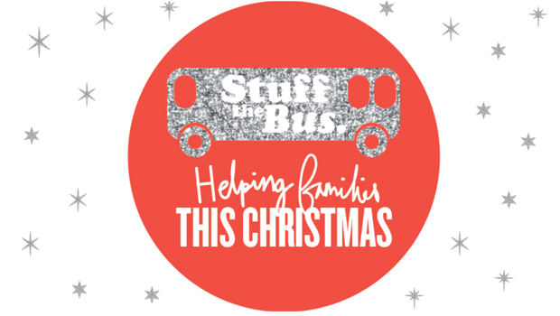 Stuff the Bus: Helping Families at Christmas!