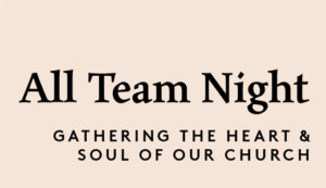 All Team Night: Guildford