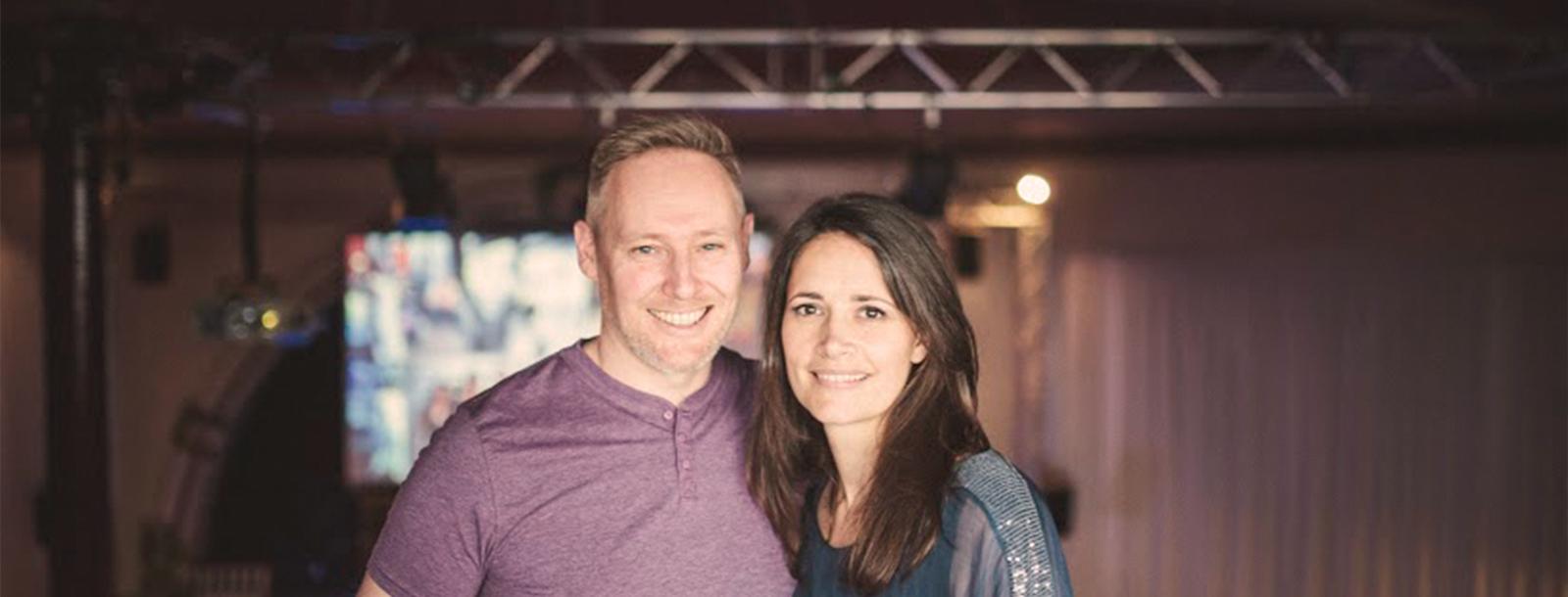 Jon & Dee Cook, Newcastle Campus Pastors