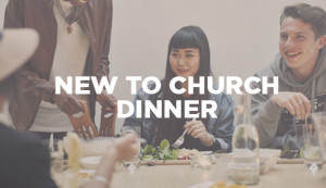 New To Church Dinner