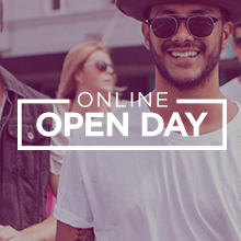 Join us for Online Open Day!