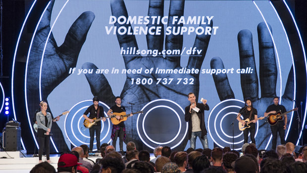A New Space in Domestic Family Violence