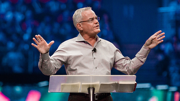 Bill Hybels | Celebrating 30years of Hillsong Conference