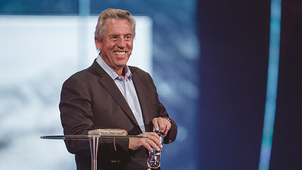 John Maxwell | Celebrating 30years of Hillsong Conference