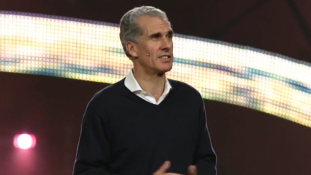 Nicky Gumbel | Celebrating 30years of Hillsong Conference