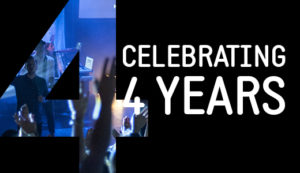 4 Year Anniversary Celebration Services