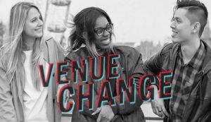 Central London Venue Change