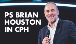 Ps. Brian Houston in Copenhagen