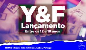 Lançamento Young & Free Portugal