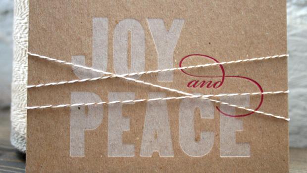 Wishing You A PEACEFUL Christmas