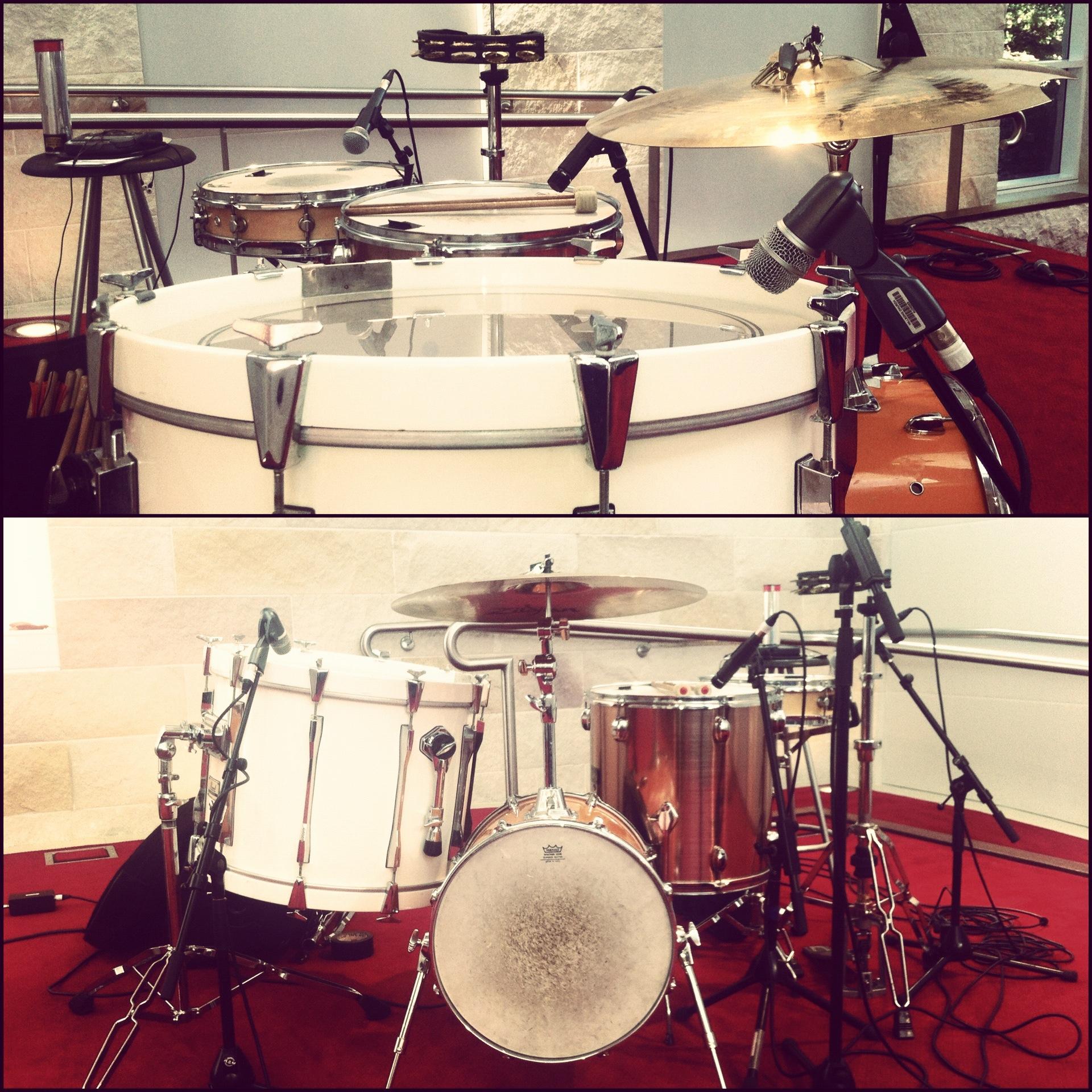 Drum Set Up & Technique | Collected