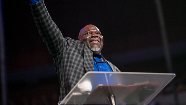 T D  Jakes: A Prayer to Our Father God | Collected