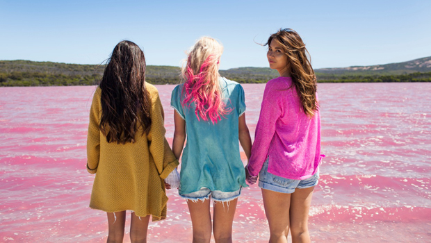 The Colour Conference Pink Lake Story