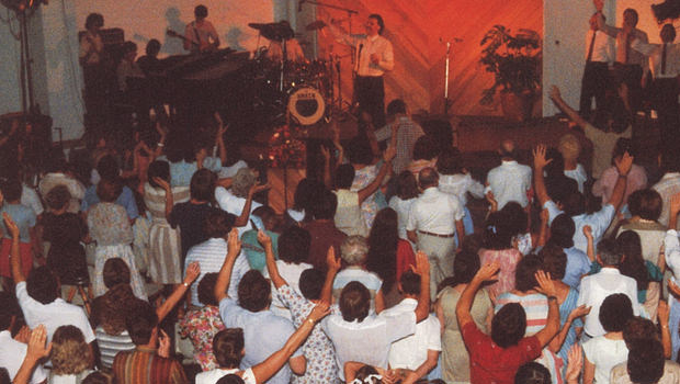 We've Always Been Passionate About Worship