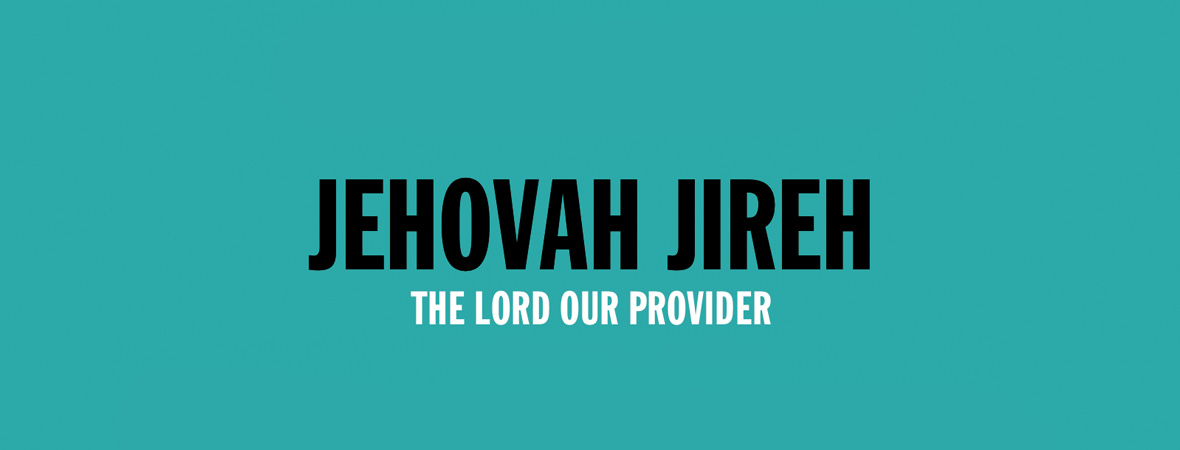 Jehovah Jireh Collected