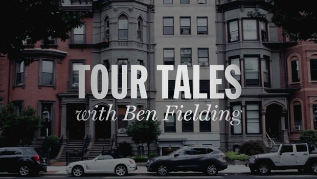 Tour Tales with Ben Fielding Ep 9