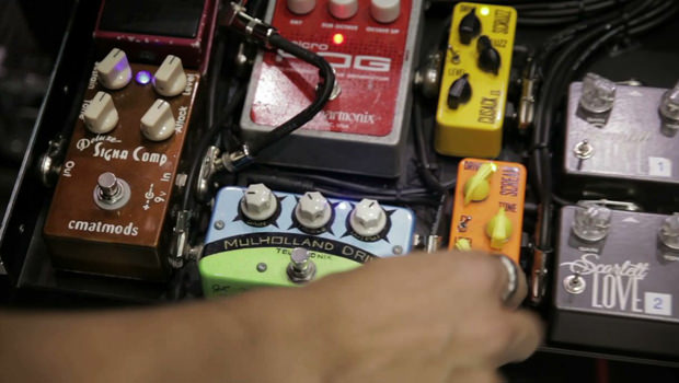 Droff's Guitar Gear Rundown