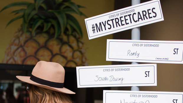 #mystreetcares in Noosa, Australia