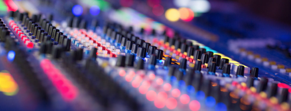 how to become an audio engineer for music