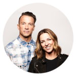 Carl & Laura Lentz, Hillsong East Coast Lead Pastors