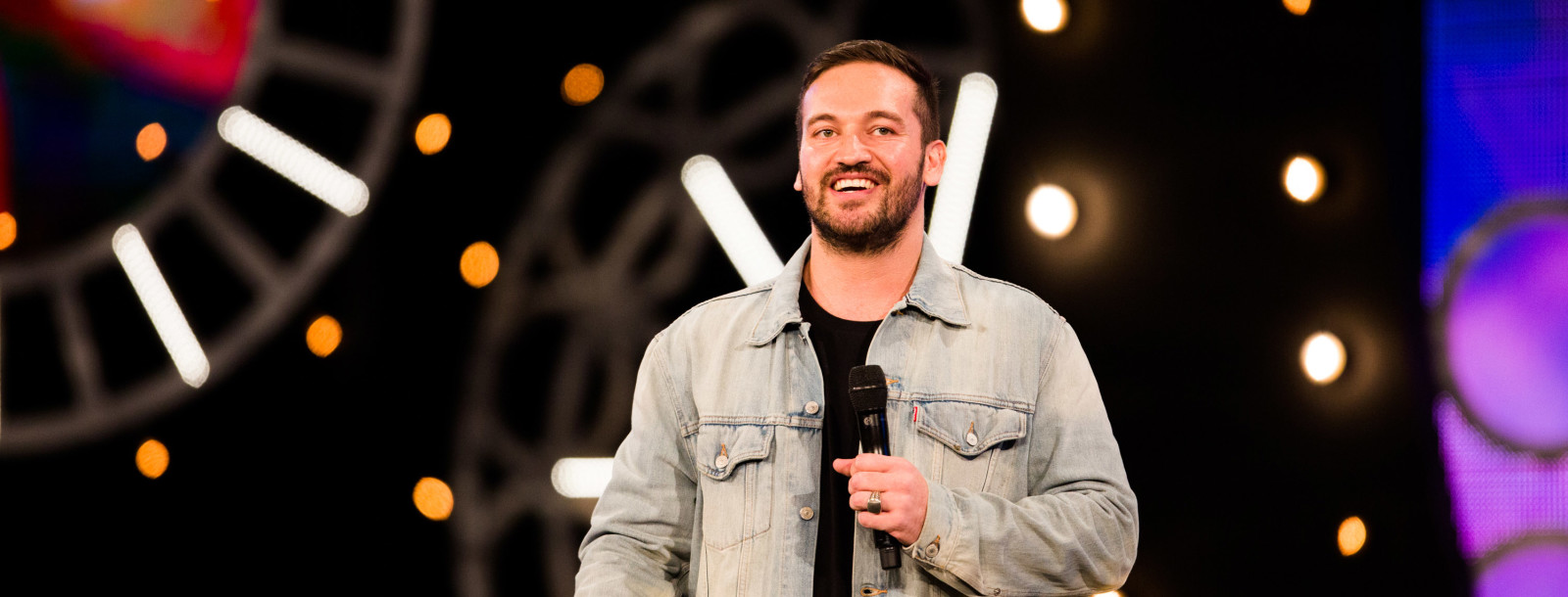 Ben Houston, Lead Pastor LA