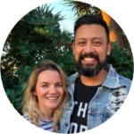 Nick & Sarah Khiroya, Brisbane Central Pastors