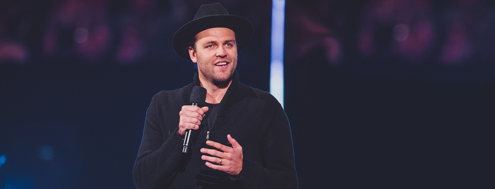 Joel Houston, Lead Pastor NYC