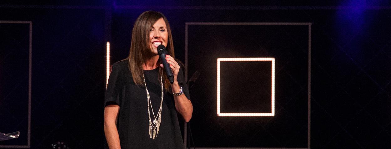 Lucinda Dooley, Lead Pastor Cape Town
