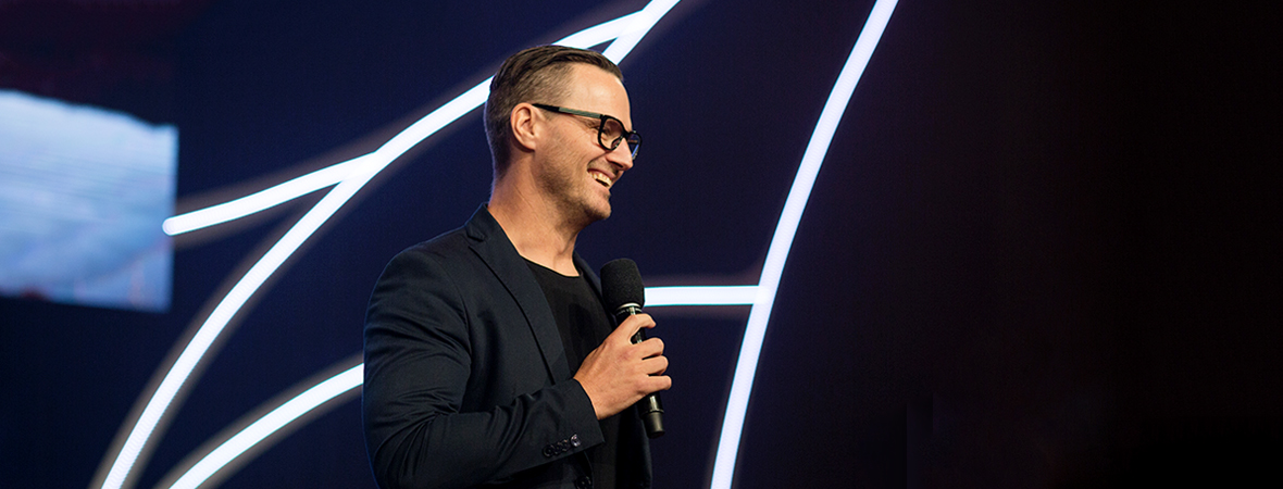 Lee Burns, Exec VP Hillsong College
