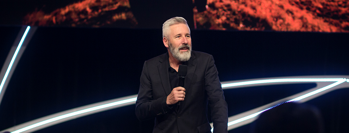 Duncan Corby, Academic Dean Hillsong College