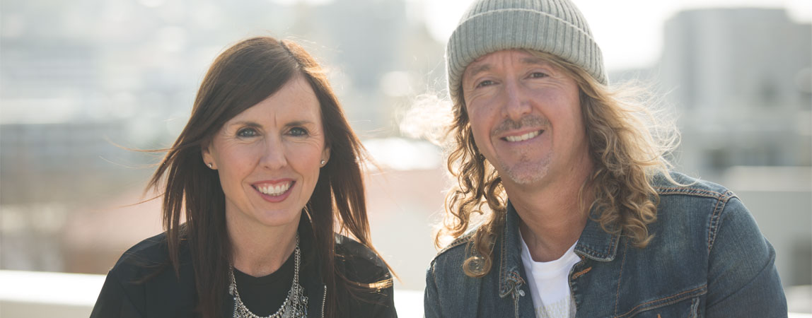 Phil and Lucinda Dooley, Lead Pastors South Africa