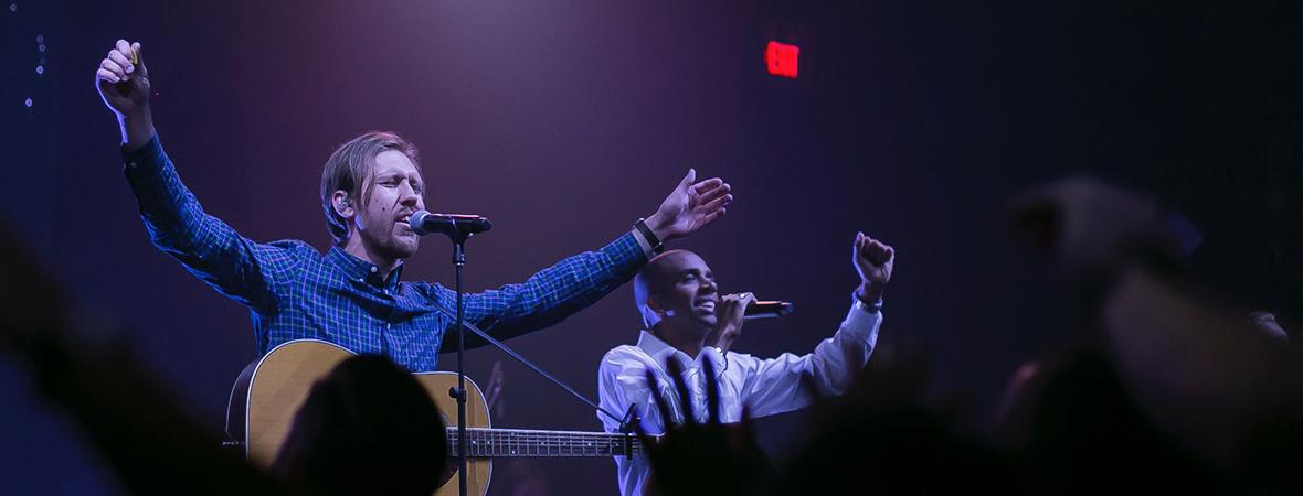 Matt Sztyk, Worship Pastor Los Angeles