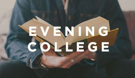 New Term of Evening College Begins