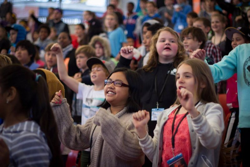 Kidsong 2013: Hillsong Collected