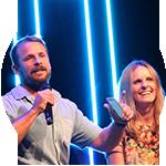 Bevan & Tam Russell, Noosa Campus Pastors