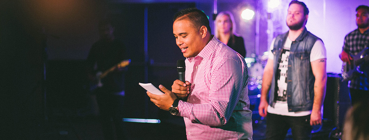 Jay Jury, Greater West Service Pastor