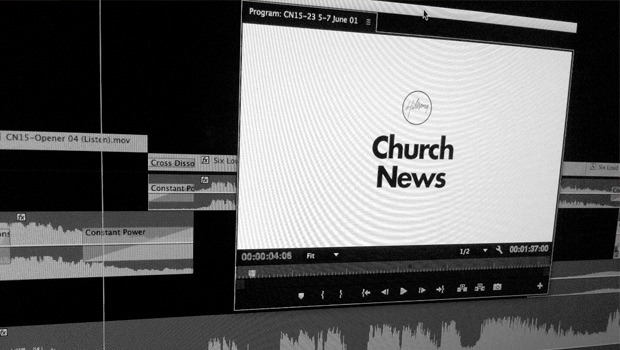 Editing Church News