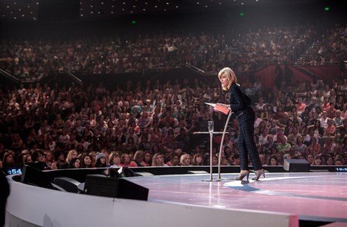 Beth Moore at Colour Conference