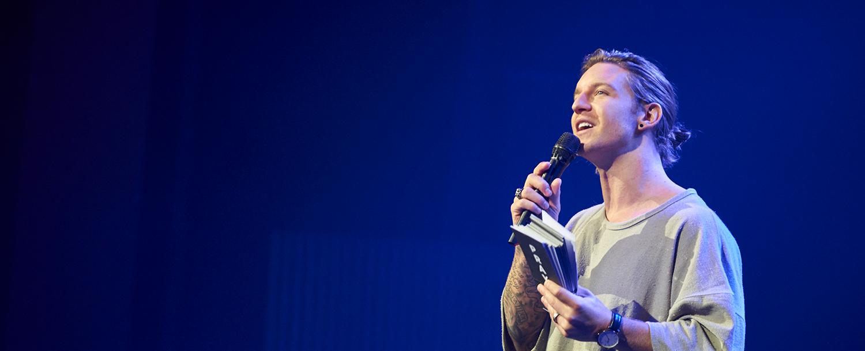 Dan Blythe, Pastor